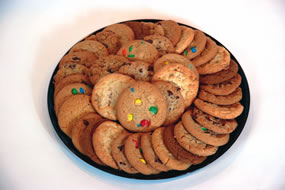 Traditional Cookies Platter